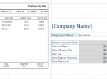free-employee-pay-stub-excel-template